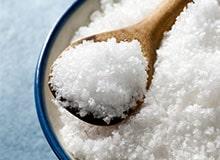 Откуда берется соль?