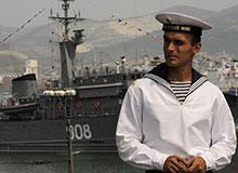 Где и как был создан русский военно-морской флот?