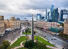 Когда в Москве появились заставы?