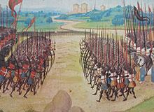 Что происходило на древнем поле боя?