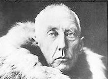 Чем знаменит Руаль Амундсен?