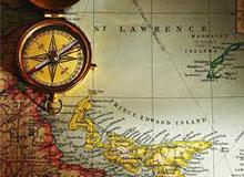 Когда и почему появились географические карты?
