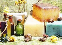 Из чего в древности делалось мыло?