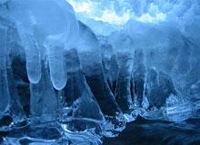 Как вода превращается в лед?