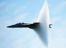 Что такое звуковой барьер?