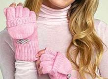Зачем нужны перчатки без пальцев (митенки)?