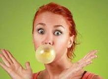 Кто впервые начал жевать резинку?