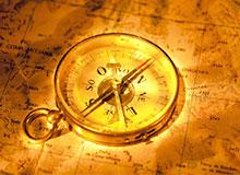 Кто придумал компас?