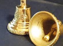 Когда впервые были сделаны колокольчики?