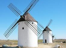 Когда впервые стали использоваться ветряные мельницы?