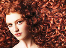 Когда женщины начали завивать волосы?