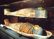 Кто первым сделал мумию?