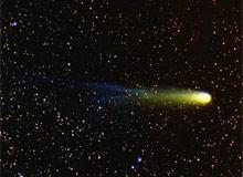 Почему кометы исчезают?