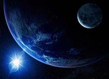 Как движется Земля?
