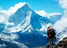 Какие горы самые высокие на земле?