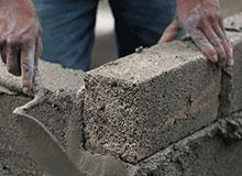 Почему цемент затвердевает?