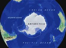 Где находится Южный океан?