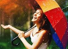 Мы расскажем как образуется дождь для детей.