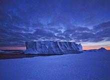 Где находятся самые холодные места на земле окружающий мир