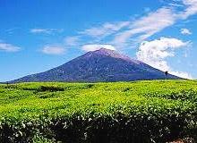 Как происходит рождение вулкана