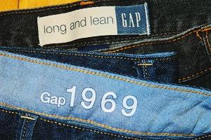Гэп — покупка одежды для всей семьи за рубежом