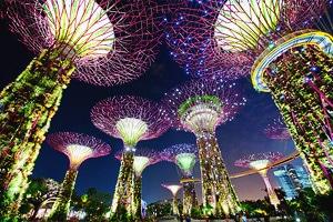 Какое современное чудо света похоже на Вавилонские сады?