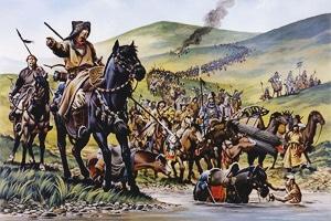 Армия Чингисхана численность и вооружение