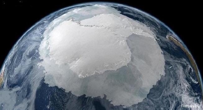 самые холодные места на земле
