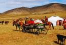 Как живут монгольские кочевники?
