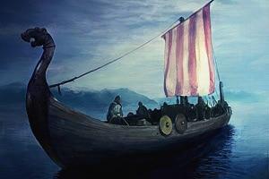 Мы рассказываем на чем плавали викинги. Подробное описание на каких кораблях плавали викинги воевать.