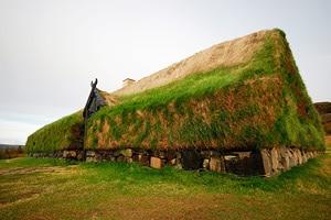 Статья о том, как жили викинги и как выглядели города и дома викингов фото.
