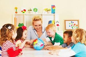 Детский развивающий центр - как развить интеллект и творческие способности ребенка.