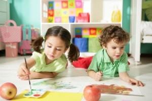 Свобода самовыражения в методиках частных детских садов