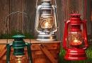 Как изменялся фонарь с древности до наших дней?