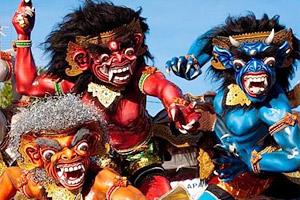 Как праздную Новый год на Бали