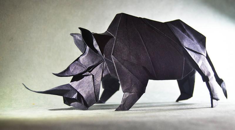 оригаминосорог