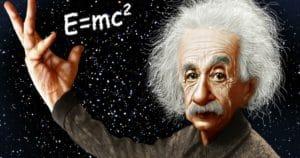 Эйнштейн и формула