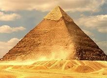 Для чего египтяне построили пирамиды?