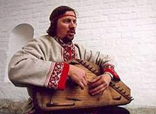 Что такое гусли? Русский музыкальный инструмент гусли.