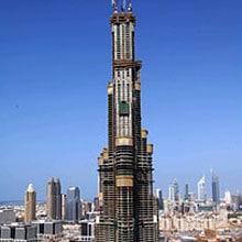 Какое здание самое высокое в мире? Небоскребы Нью-Йорка.