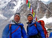 Шерпы Гималаи - альпинизм в Непале. Шерпы кто они и как помогают альпинистам.