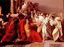 Древне-римский календарь и мартовские иды.
