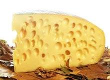 Почему швейцарский сыр дырчатый?