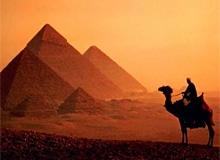 Как были построены египетские пирамиды?