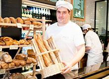 Кто был первым хлебопеком?