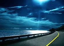 Каким было первое шоссе?