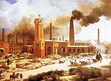 Что такое «промышленная революция»?