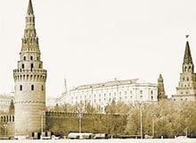 Почему в старину Москву называли белокаменной?