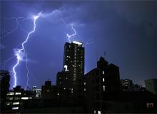 Опасна ли молния?