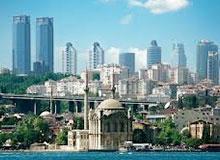 Какой город одновременно находится и в Европе, и в Азии?
